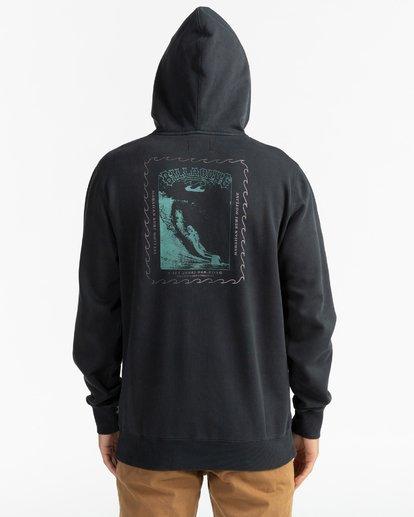 7 Call808 - Sudadera con capucha para Hombre Negro U1HO07BIF0 Billabong