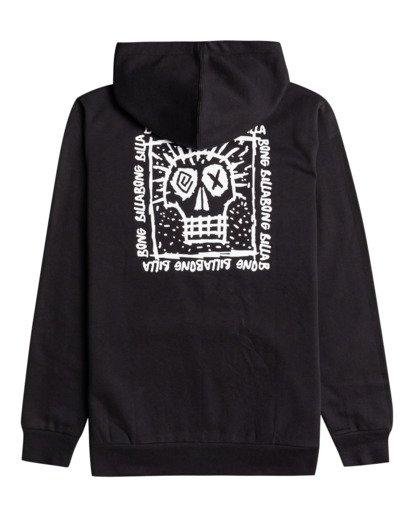 1 Bad Billy - Sweatshirt für Männer Schwarz U1HO16BIF0 Billabong