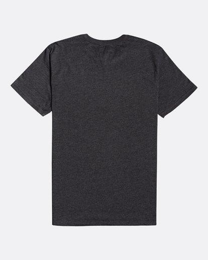1 All Day - T-Shirt für Männer Schwarz U1JE02BIF0 Billabong