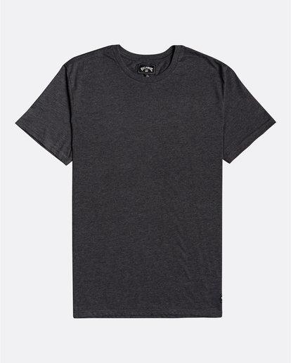 0 All Day - T-Shirt für Männer Schwarz U1JE02BIF0 Billabong