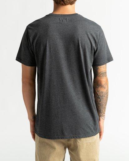 5 All Day - T-Shirt für Männer Schwarz U1JE02BIF0 Billabong