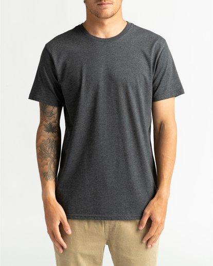 2 All Day - T-Shirt für Männer Schwarz U1JE02BIF0 Billabong