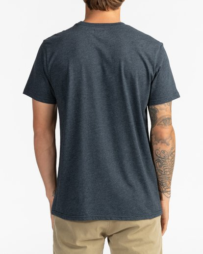 5 All Day - Camiseta para Hombre Azul U1JE02BIF0 Billabong