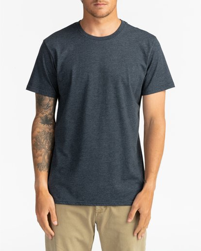 2 All Day - Camiseta para Hombre Azul U1JE02BIF0 Billabong