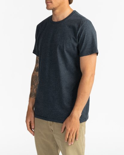 3 All Day - Camiseta para Hombre Azul U1JE02BIF0 Billabong