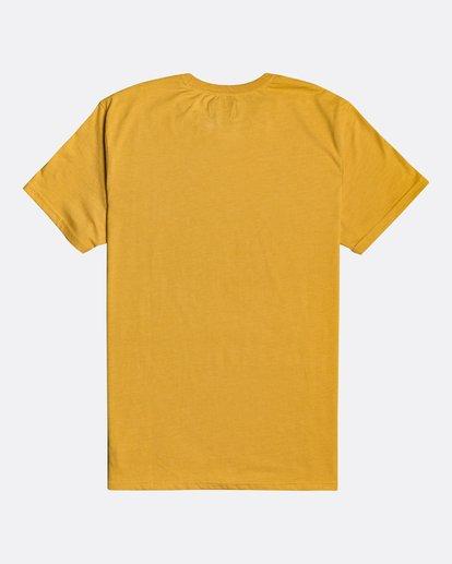 1 All Day - T-Shirt für Männer Gelb U1JE03BIF0 Billabong