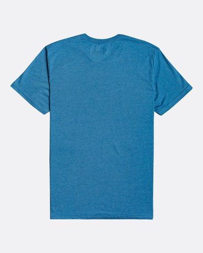 1 All Day - Camiseta para Hombre Azul U1JE03BIF0 Billabong