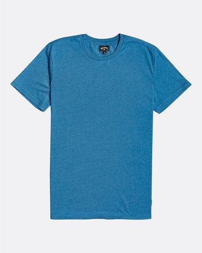 0 All Day - Camiseta para Hombre Azul U1JE03BIF0 Billabong