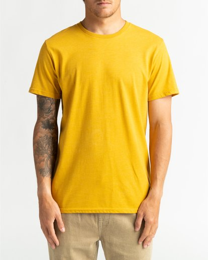 2 All Day - T-Shirt für Männer Gelb U1JE03BIF0 Billabong