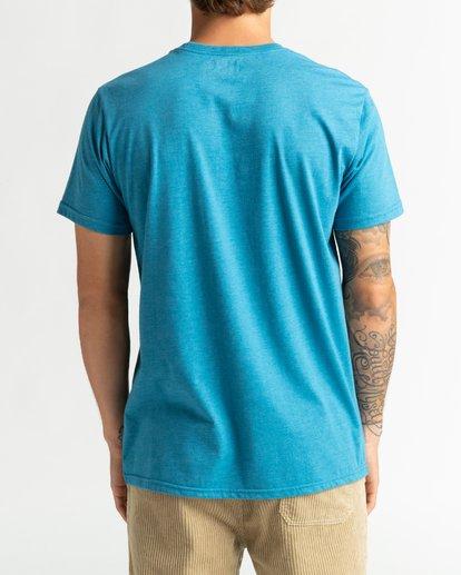 5 All Day - Camiseta para Hombre Azul U1JE03BIF0 Billabong