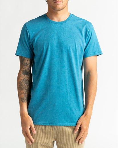 2 All Day - Camiseta para Hombre Azul U1JE03BIF0 Billabong