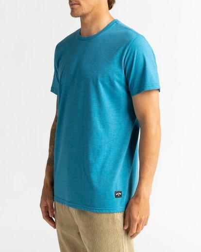 3 All Day - Camiseta para Hombre Azul U1JE03BIF0 Billabong