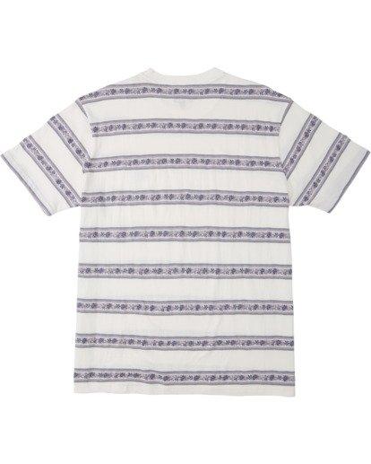 1 Austin - T-shirt pour Homme Blanc U1JE06BIF0 Billabong