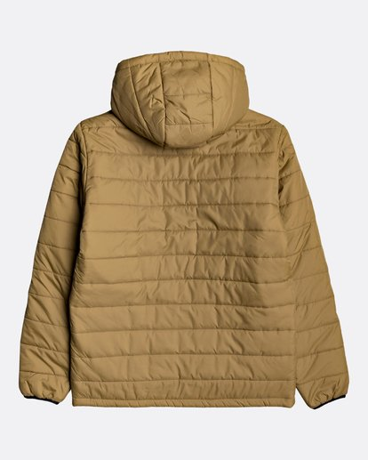 2 Adventure Division Collection Journey - Chaqueta Acolchada para Hombre Beige U1JK30BIF0 Billabong