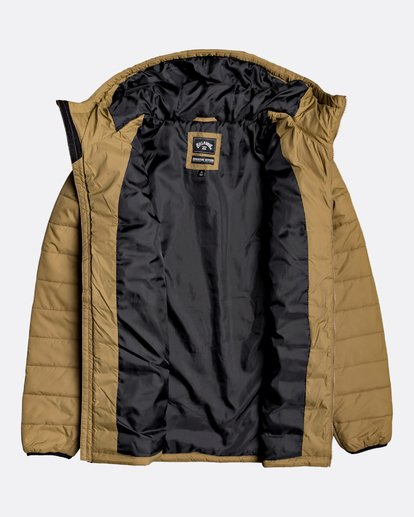 1 Adventure Division Collection Journey - Steppjacke für Männer Beige U1JK30BIF0 Billabong