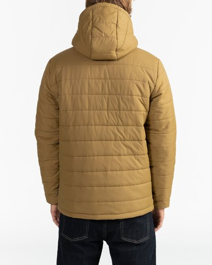 9 Adventure Division Collection Journey - Steppjacke für Männer Beige U1JK30BIF0 Billabong
