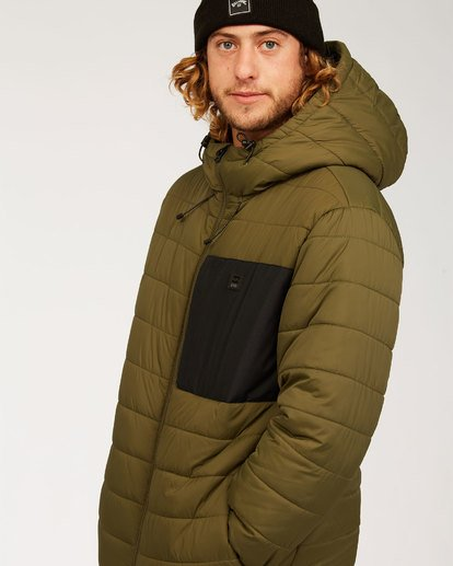 3 Adventure Division Collection Journey - Doudoune pour Homme  U1JK30BIF0 Billabong