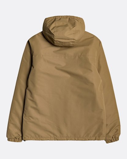 2 Adventure Division Collection Transport - Wendbare Jacke für Männer Beige U1JK31BIF0 Billabong