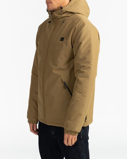 4 Adventure Division Collection Transport - Wendbare Jacke für Männer Beige U1JK31BIF0 Billabong