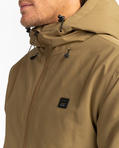 5 Adventure Division Collection Transport - Wendbare Jacke für Männer Beige U1JK31BIF0 Billabong