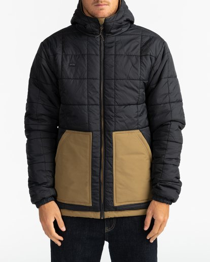 7 Adventure Division Collection Transport - Wendbare Jacke für Männer Beige U1JK31BIF0 Billabong