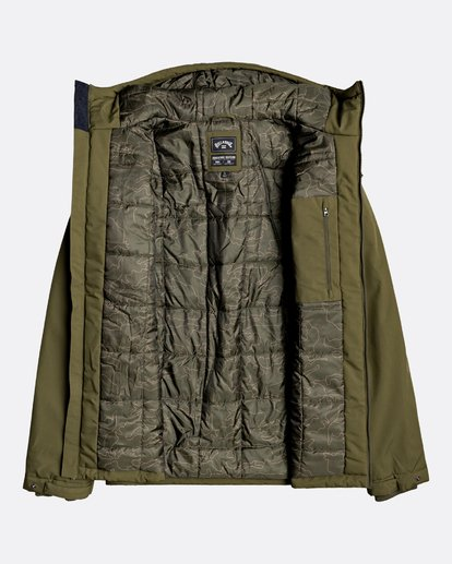 1 Adventure Division Collection Transport Stretch 10K - Wasserdichte Jacke mit 10k für Männer  U1JK32BIF0 Billabong