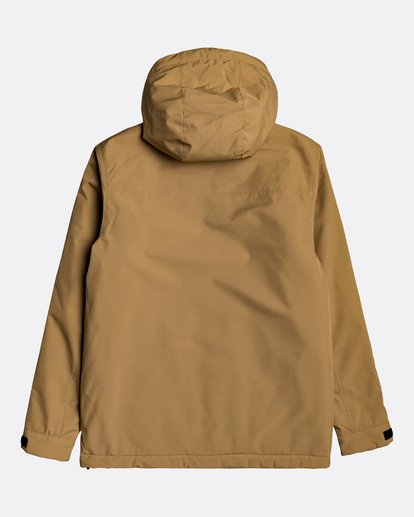 2 Adventure Division Collection Cliff Stretch 10K - 10K Waterproof Jacket for Men Beige U1JK34BIF0 Billabong