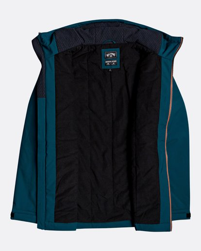 1 Adventure Division Collection Cliff Stretch 10K - Chaqueta impermeable 10K para Hombre  U1JK34BIF0 Billabong