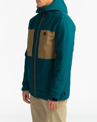 4 Adventure Division Collection Cliff Stretch 10K - Chaqueta impermeable 10K para Hombre  U1JK34BIF0 Billabong