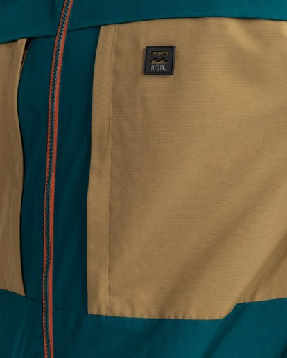 6 Adventure Division Collection Cliff Stretch 10K - Chaqueta impermeable 10K para Hombre  U1JK34BIF0 Billabong