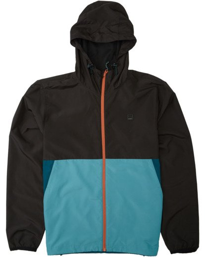 0 Adventure Division Collection Transport Windbreaker - Windbreaker-Jacke für Männer  U1JK37BIF0 Billabong