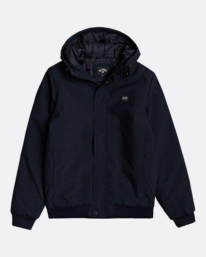 0 All Day - Water-Resistant Jacket for Men Blue U1JK43BIF0 Billabong