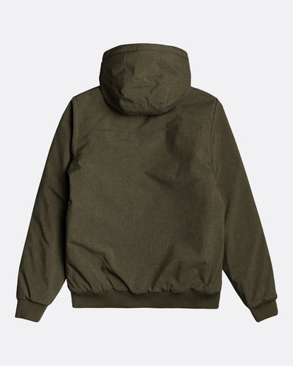 1 All Day - Water-Resistant Jacket for Men Green U1JK43BIF0 Billabong