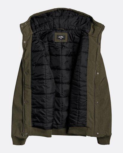 2 All Day - Water-Resistant Jacket for Men Green U1JK43BIF0 Billabong