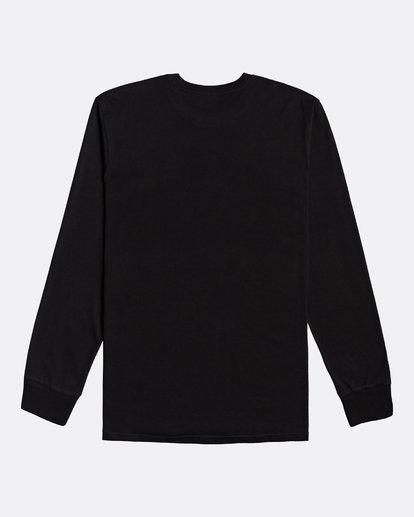 1 Arch - Camiseta de manga larga para Hombre Negro U1LS16BIF0 Billabong