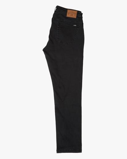 5 73 Jean - Vaqueros de corte ajustado para Hombre Negro U1PN01BIF0 Billabong