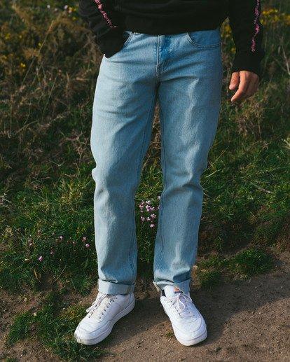 0 73 Jean - Jeans mit Slim Fit für Männer Blau U1PN01BIF0 Billabong