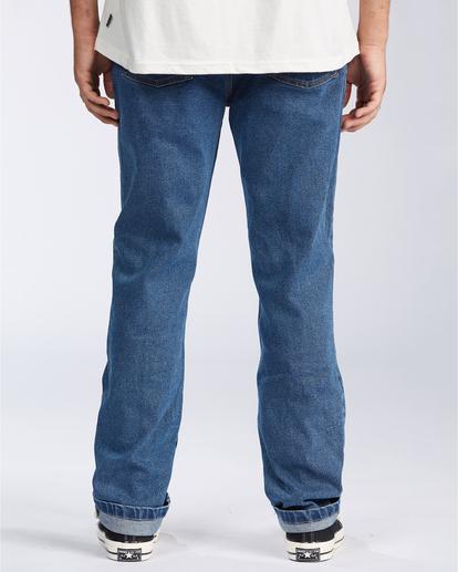 2 73 Jean - Vaquero de Corte Ajustado para Hombre Azul U1PN01BIF0 Billabong