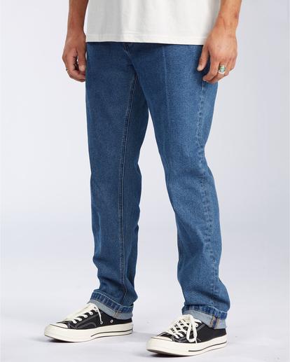 1 73 Jean - Vaquero de Corte Ajustado para Hombre Azul U1PN01BIF0 Billabong