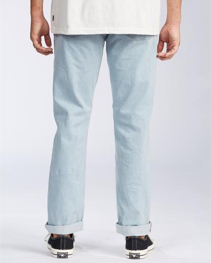 3 73 Jean - Jeans mit Slim Fit für Männer Blau U1PN01BIF0 Billabong