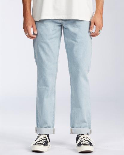 1 73 Jean - Jeans mit Slim Fit für Männer Blau U1PN01BIF0 Billabong