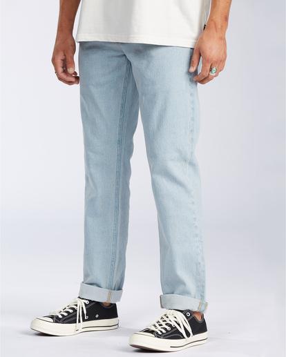2 73 Jean - Jeans mit Slim Fit für Männer Blau U1PN01BIF0 Billabong