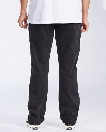 1 73 Jean - Vaqueros de corte ajustado para Hombre Negro U1PN01BIF0 Billabong