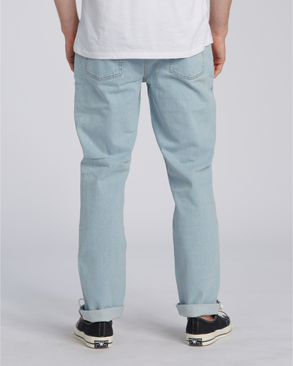 9 73 Jean - Jeans mit Slim Fit für Männer Blau U1PN01BIF0 Billabong