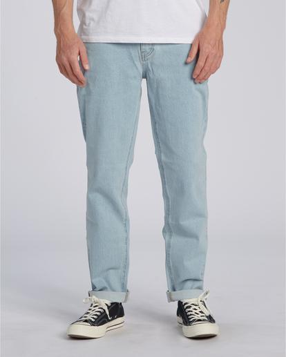 6 73 Jean - Jeans mit Slim Fit für Männer Blau U1PN01BIF0 Billabong