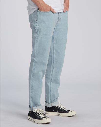 7 73 Jean - Jeans mit Slim Fit für Männer Blau U1PN01BIF0 Billabong