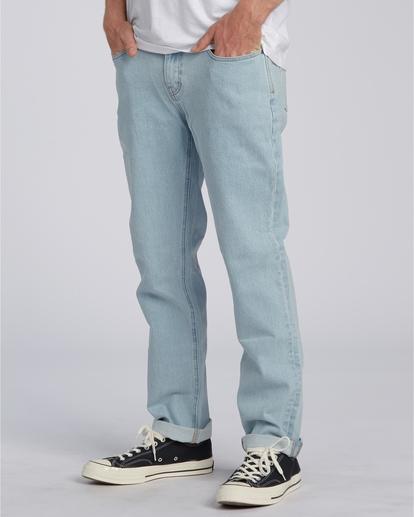 8 73 Jean - Jeans mit Slim Fit für Männer Blau U1PN01BIF0 Billabong