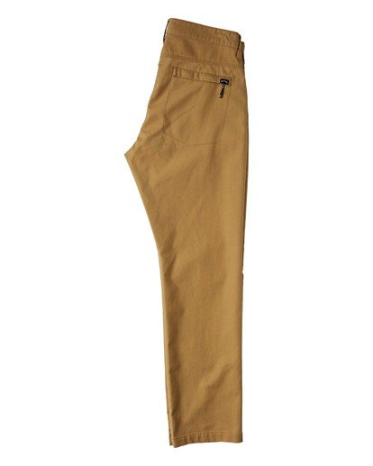 1 Adventure Division Collection Surftrek - Hose für Männer Beige U1PT02BIF0 Billabong