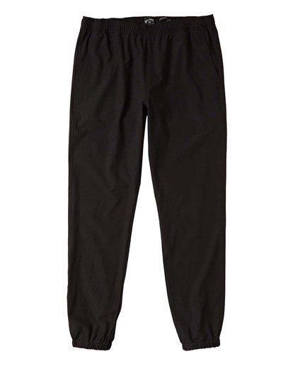 0 Adventure Division Collection Transport - Pantalón con elástico para Hombre Negro U1PT03BIF0 Billabong