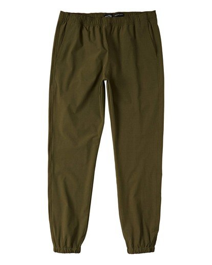 4 Adventure Division Collection Transport - Pantalón con elástico para Hombre  U1PT03BIF0 Billabong